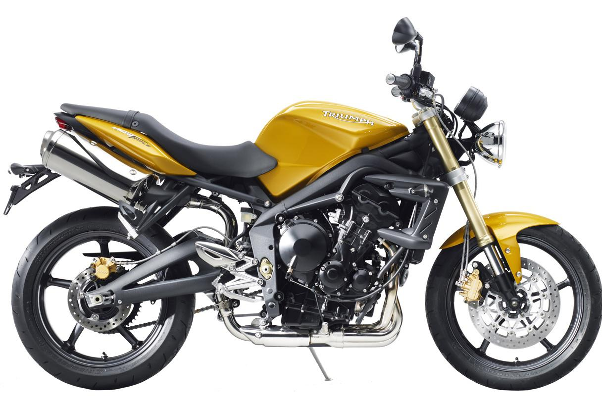 2010 triumph street triple 2010 streettriple yellow. Black Bedroom Furniture Sets. Home Design Ideas
