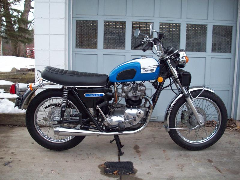 1973 Triumph TR7